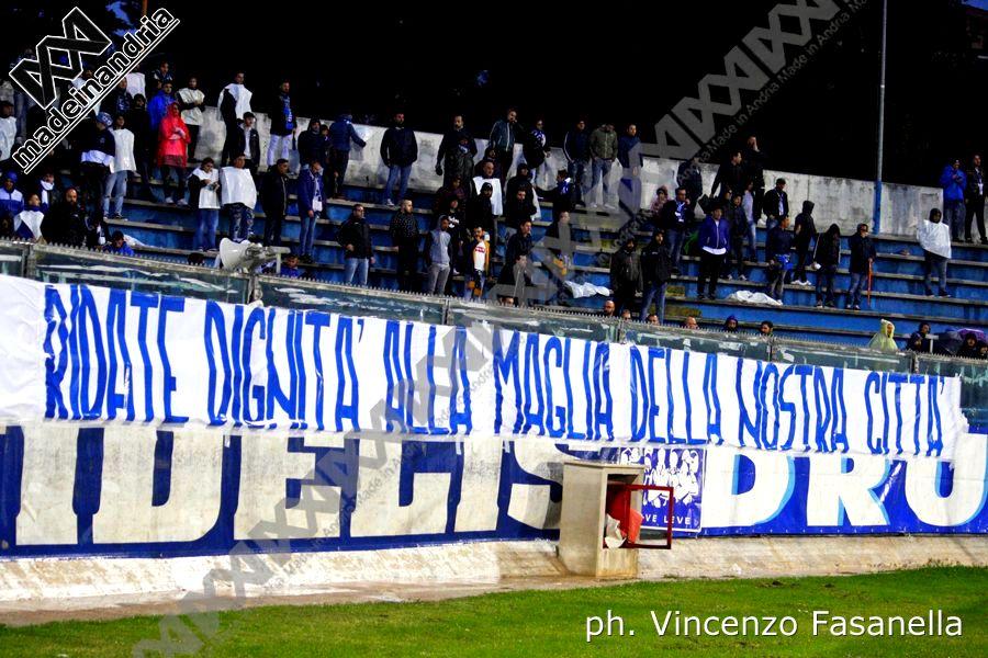 Fidelis Andria - Foggia 1-2, le foto