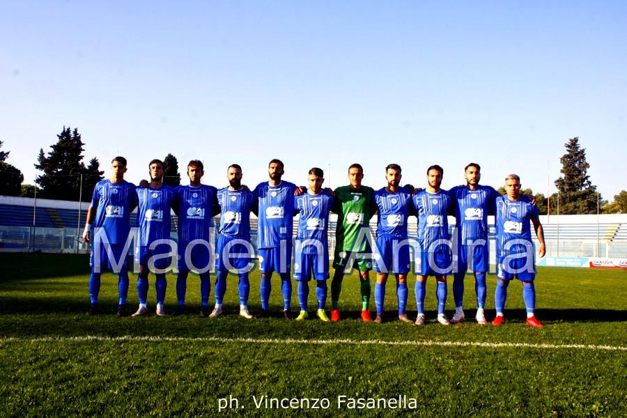 Fidelis Andria - Puteolana 3-0, le foto