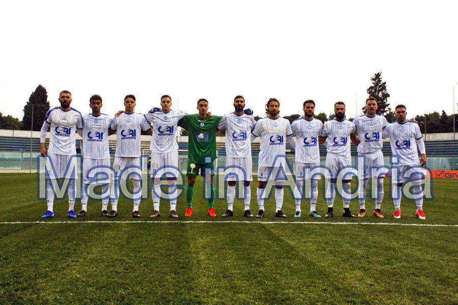 Fidelis Andria - Nardò 0-0