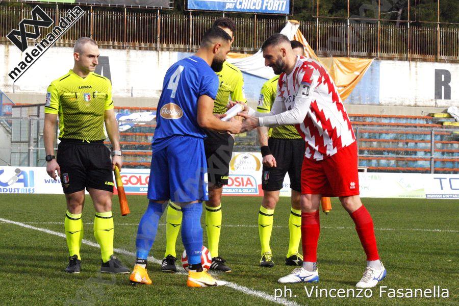 Fidelis Andria - Team Altamura 1-0, le foto