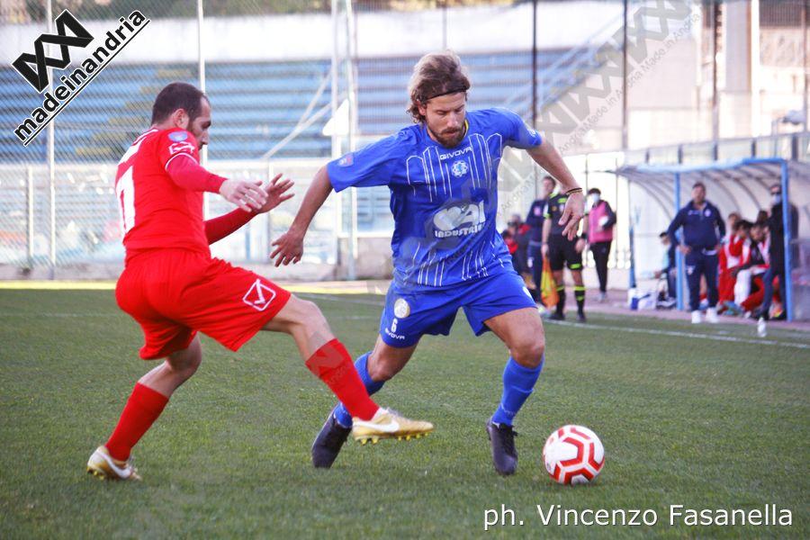 Fidelis Andria - Molfetta 2-1