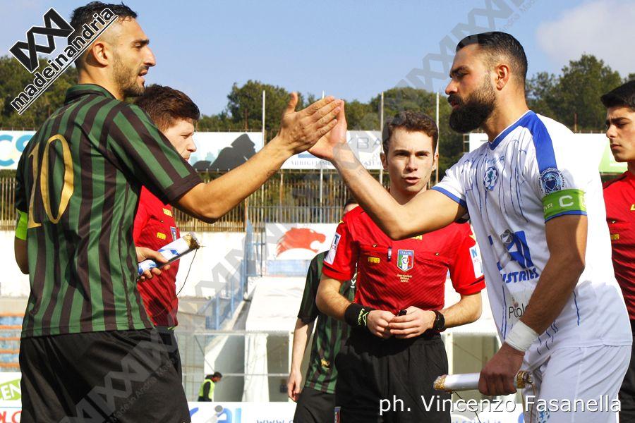 Fidelis Andria - Bitonto 1-1, le foto