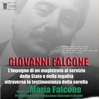 Giovedì, 18 febbraio 2010: Incontro con Maria Falcone
