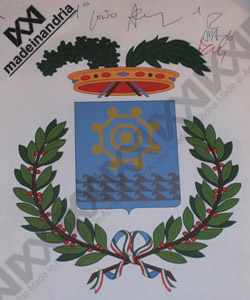 Primo classificato concorso logo Provincia di Barletta - Andria - Trani