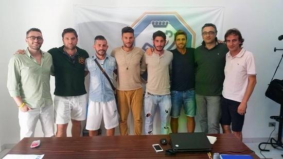 Fidelis Andria: vestiranno azzurro Strambelli, Allegrini, Camporeale e Piccinni