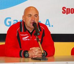 Giancarlo Favarin è il nuovo allenatore della Fidelis Andria