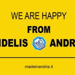 We are happy from Fidelis Andria