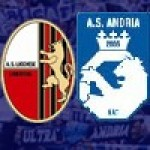 Lucchese - Andria 1-1, le foto